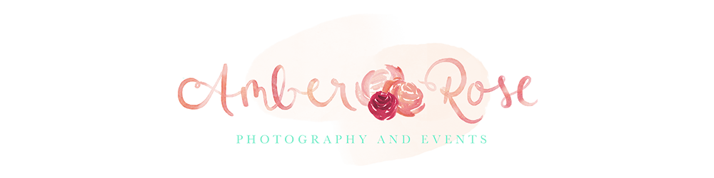 Amber Rose Photography and Events | Northern Virginia Children, Family and Newborn Photographer logo